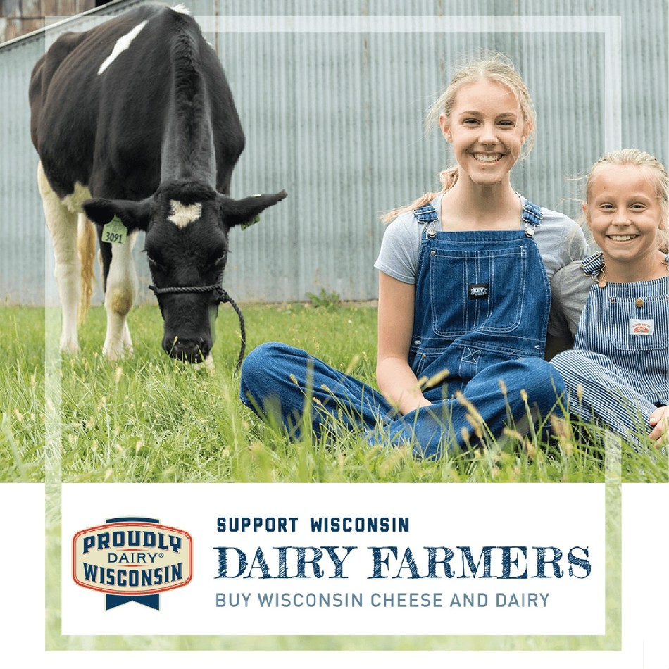 Celebrate National Dairy Month by buying local dairy products to support the farmers who take pride in caring for their animals while preserving family farmland for future generations.