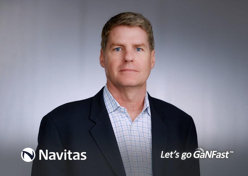 Gene Sheridan, Navitas Semiconductor Co-Founder & CEO