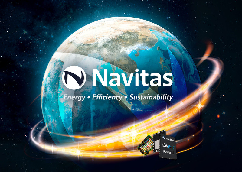 Navitas Semiconductor - Energy, Efficiency, Sustainability with Gallium Nitride (GaN) Power ICs