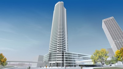 MidHudson LLC has invested $24.5 million in preferred equity for the development of The Couture, a $191 million, 44-story, 322-unit apartment tower that connects the Milwaukee lakefront with downtown through public plazas and pedestrian bridges.