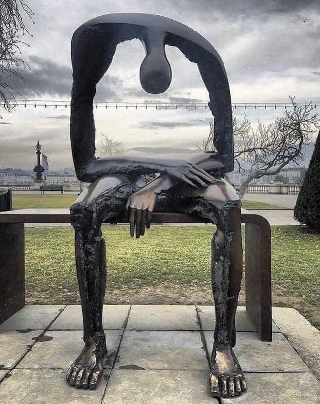 Melancolie by Albert Gyorgy