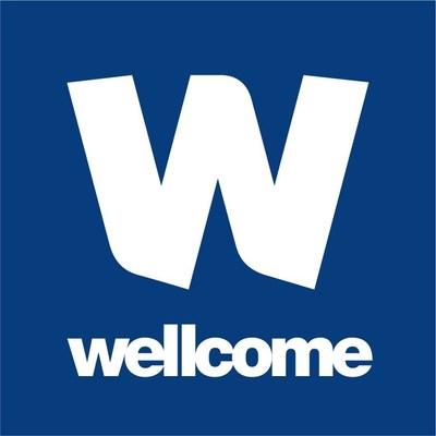 Wellcome Logo (PRNewsFoto/Wellcome)