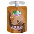 GoGo squeeZ® Reinvents the Pudding Cup with First-to-Market Plant-Based Pudding in a Pouch