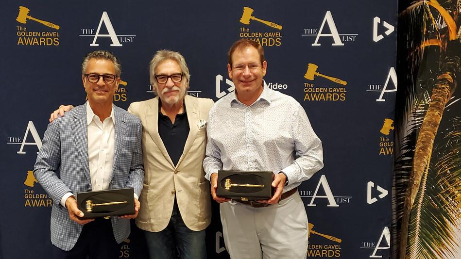 2021 Golden Gavel Award Winners