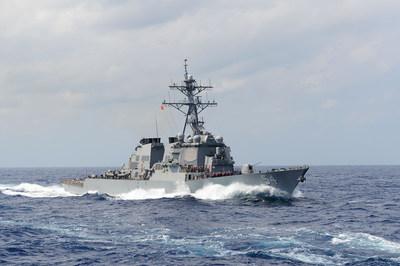 Gibbs & Cox-designed DDG-51 Arleigh Burke-class destroyer