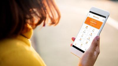 BlockBank tem mais de 40.000 usuários de aplicativos (PRNewsfoto/BlockBank)