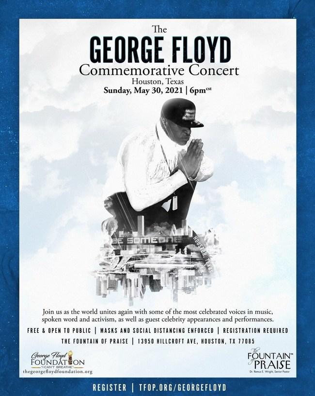 George& Floyd& Commemorative Concert