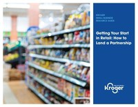 Kroger Celebrates Small Business Week and Offers Retail...