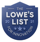 Lowe's Drops Most Innovative Home Products Guide - The Lowe's List for Innovation