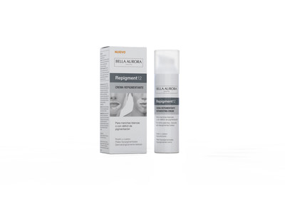Repigment12 Crema Bella Aurora: Repigment12, the first ever line formulated to treat white patches on the skin