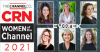 EVOTEK Features Six Employees on CRN's 2021 Women of the Channel List