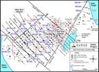 Surge Copper recoupe 830 mètres avec une teneur en cuivre de 0,38 % et 378 mètres avec une teneur en cuivre de 0,40 % à West Seel.