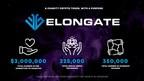 Le jeton de cryptomonnaie ELONGATE annonce sa première inscription boursière d'importance sur BitMart et amasse 2 000 000 $ US pour divers organismes de bienfaisance