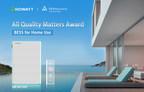 Growatt wins TÜV Rheinland's All Quality Matters Award for its...