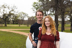 James and Kimberly Van Der Beek urge Americans to donate blood...