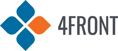 Introducing the new 4Front Ventures - 4Front Logo (CNW Group/4Front Ventures Corp.)