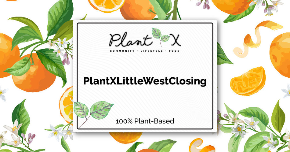 PlantX Completes Acquisition of U.S. based Little West LLC (CNW Group/PlantX Life Inc.)