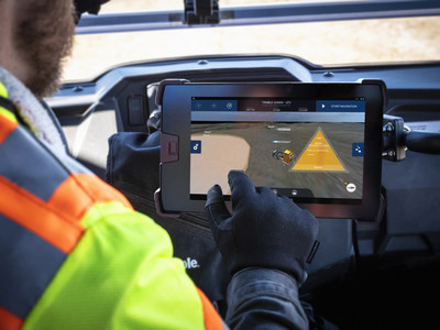 Increase Efficiency with Versatile Trimble GuidEx Guidance System for Virtually Any Machine Type