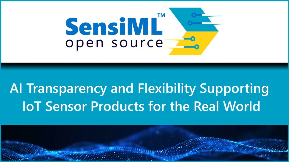 SensiML Open Source Initiative - Accelerate the adoption of TinyML technology smart sensing IoT applications for real-world products.