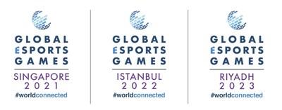 Global Esports Games headed to Singapore, Istanbul and Riyadh