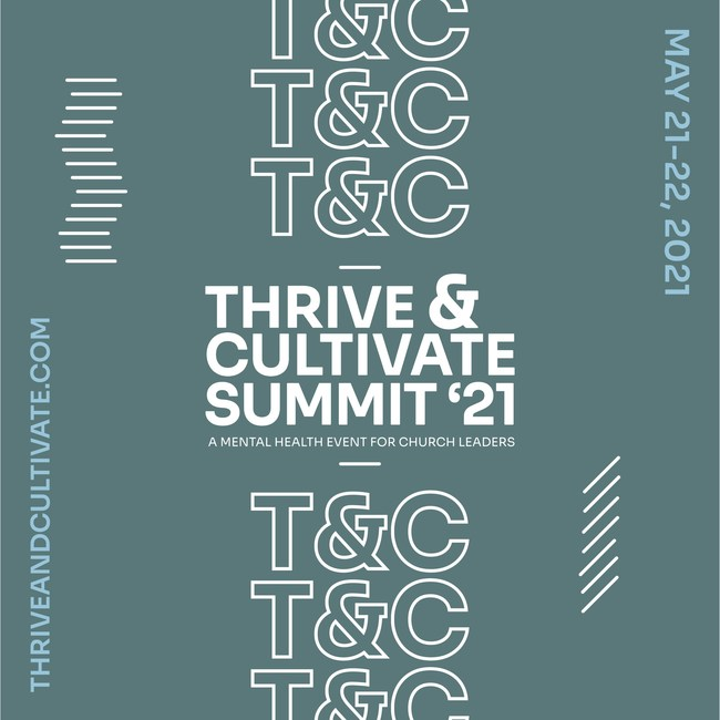 ThriveandCultivate.com May 21-22, 2021