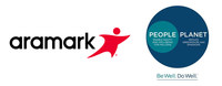 Aramark and Be Well. Do Well. logos (CNW Group/Aramark Canada Ltd)