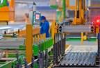 BK-ALPROF Aluminum Manufacturer Supplied Aluminum Profiles for JFK Airport in New York