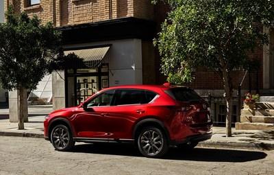 2021.5 Mazda CX-5 (Groupe CNW/Mazda Canada Inc.)