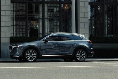2021.5 Mazda CX-9 (Groupe CNW/Mazda Canada Inc.)