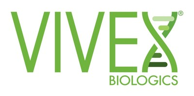 VIVEX Biologics Logo (PRNewsfoto/VIVEX Biologics)