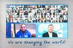 Football legend Roberto Carlos becomes Global Ambassador for...