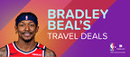 "Hotels.com and NBA All-Star Bradley Beal Reward Fans with ""Beal's Travel Deals"""