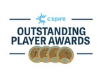 19 nominees vie for four C Spire Outstanding Player Awards as...