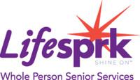 Lifesprk Whole Person senior services company logo