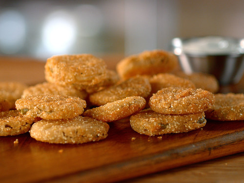 """""""Fried Pickles are a perennial favorite with our guests, and we can't wait for you to try them with our Signature Sandwich,"""" said Zaxby's CMO Joel Bulger. """"They're crispy and tender at the same time while that tasty dill pickle flavor cuts right through."""""""