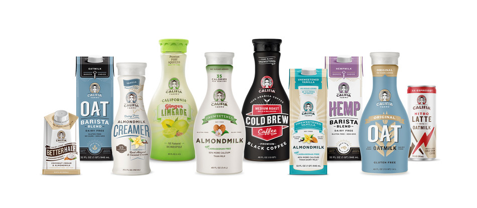Califia Farms Named Beverage Forum's Company of the Year in the Small Company Category