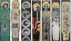 Une remarquable collection d'œuvres d'art syriennes transcende les horreurs de la guerre et fait rayonner les contributions culturelles de la Syrie - Arte Arta Gallery