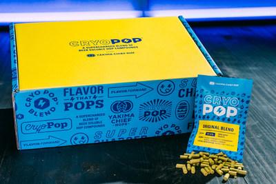 Fornecedora global de lúpulo, Yakima Chief Hops, lançou oficialmente seu mais novo produto – o Cryo Pop™ Original Blend. Usando uma análise de laboratório de ponta para estudar componentes aromáticos de lúpulo anteriormente não detectáveis, eles projetaram uma mistura de grânulos sobrealimentada de compostos solúveis de cerveja para fornecer grande quantidade de aromas tropicais, de frutas de caroço e cítricos em cervejas acabadas. Acesse cryopopblend.com para mais informações.