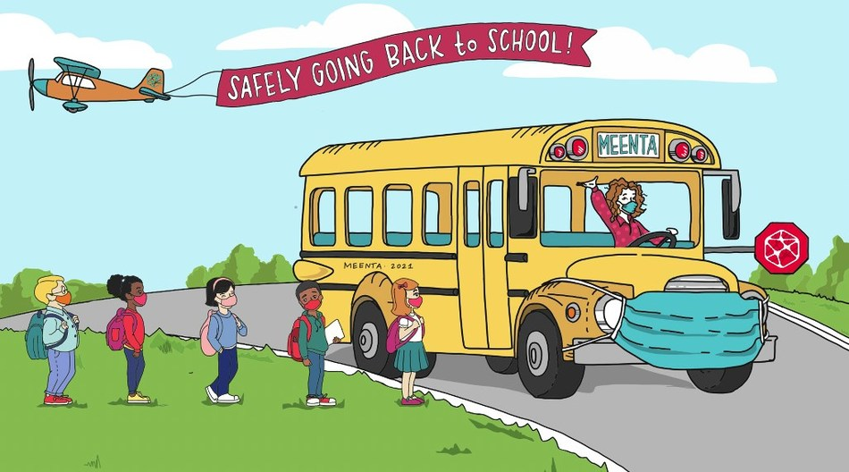 Back to School with Meenta Pooling