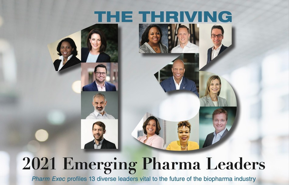 Pharm Exec profiles 13 diverse leaders vital to the future of the biopharma industry.