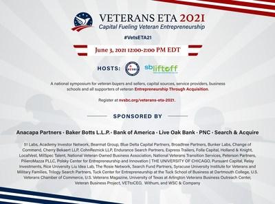 Veterans ETA 2021