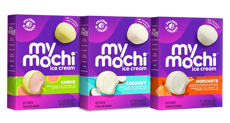 My/Mochi Guava, Coconut and Horchata