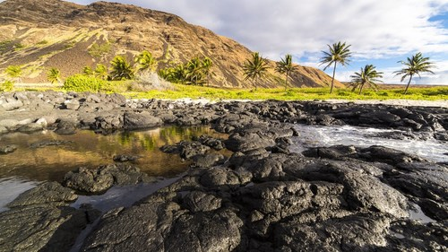 Hawai'i Volcanoes National Park  Photo: NPS/Jacob W. Frank