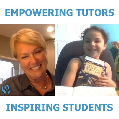 Empowering Tutors, Inspiring Students Virtual Intervention Program addresses challenges facing young and old during the pandemic.