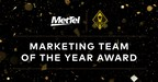 MetTel Wins Marketing Team Of The Year Award...