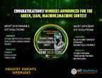 IoT Marketing Announces Winners of the Green, Lean, Machine2Machine Contest