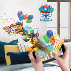 L'entreprise manufacturière québécoise de produits de décoration d'intérieur lance « Wall Stories », une gamme innovante d'adhésifs muraux interactifs qui s'anime avec la technologie de réalité augmentée