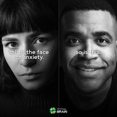 Total Brain launches new campaign, #thisisnormal, to help de-stigmatize mental health challenges and encourage open, honest discussions.
