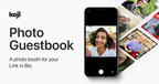 Creator Economy Startup Koji Launches Photo Guestbook: A Customizable Photo Booth For Your Link In Bio