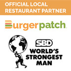 Plant-Based Restaurant, Burger Patch, to Partner With 2021 SBD World's Strongest Man Competition